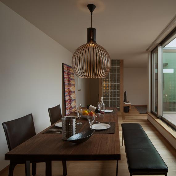 内観|東古松の家|岡山の設計事務所|アークス建築デザイン事務所
