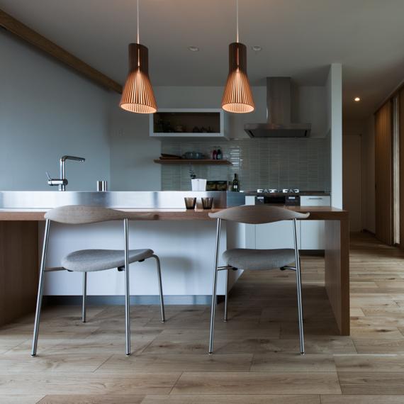 内観|鴨方の家|岡山の設計事務所|アークス建築デザイン事務所
