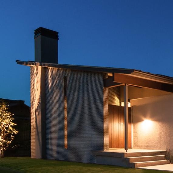 外観|金光の家|岡山の設計事務所|アークス建築デザイン事務所
