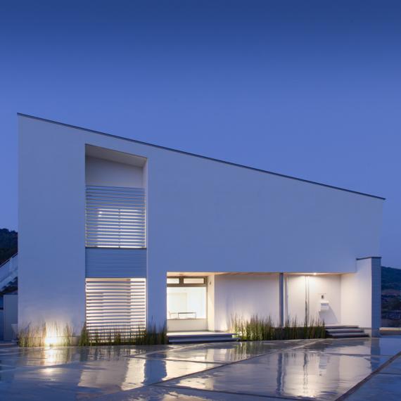 外観|南予の家|岡山の設計事務所|アークス建築デザイン事務所
