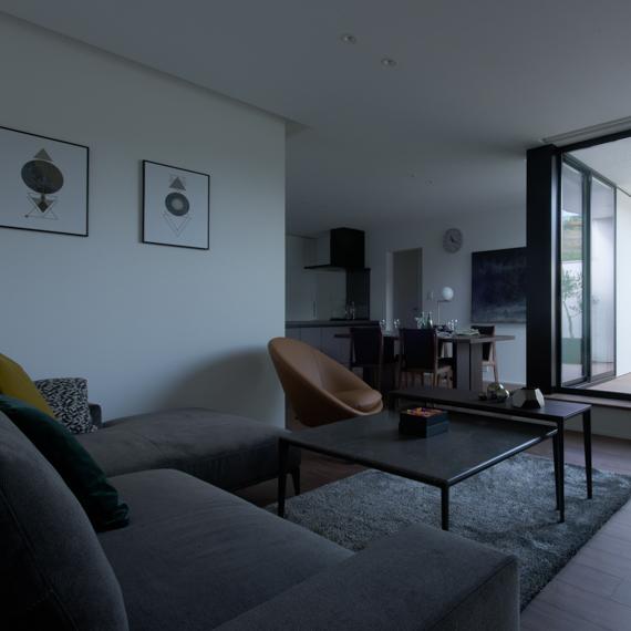 内観|南予の家|岡山の設計事務所|アークス建築デザイン事務所