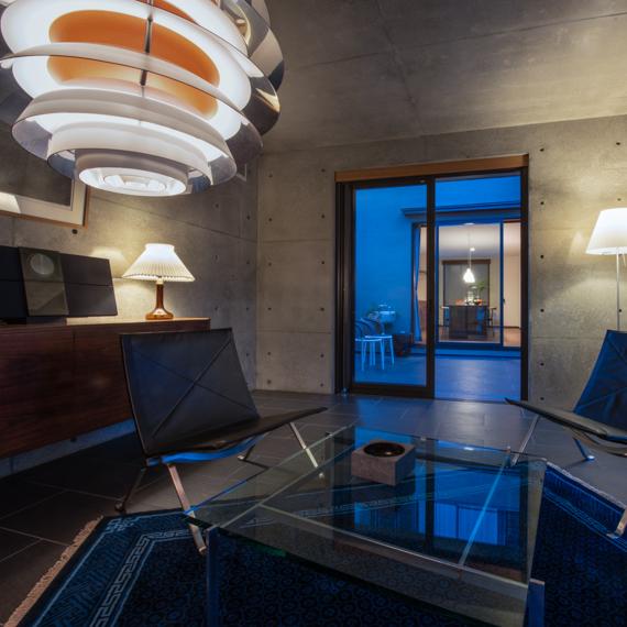 内観|大内の家|岡山の設計事務所|アークス建築デザイン事務所