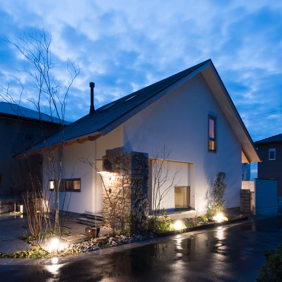 外観|西大寺の家|岡山の設計事務所|アークス建築デザイン事務所