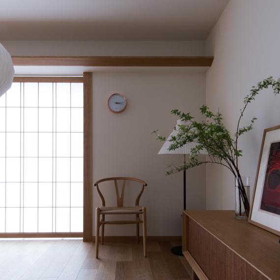 内観|西大寺の家|岡山の設計事務所|アークス建築デザイン事務所
