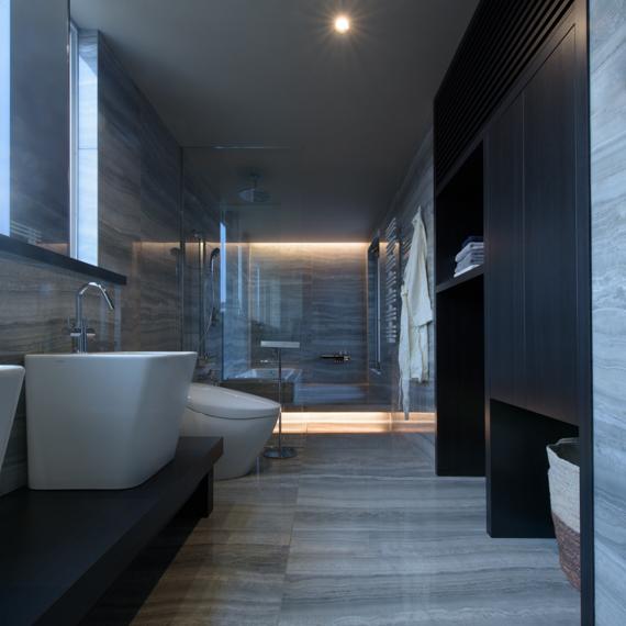 内観|酒津の邸宅|岡山の設計事務所|アークス建築デザイン事務所