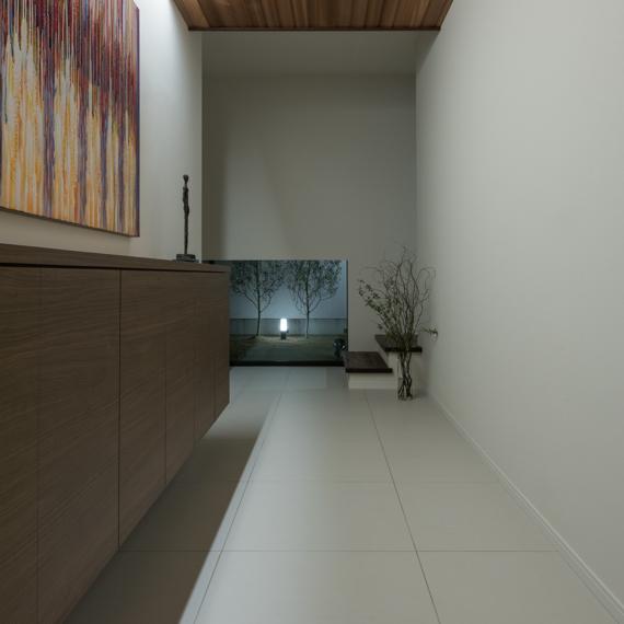内観|桜並木の家|岡山の設計事務所|アークス建築デザイン事務所