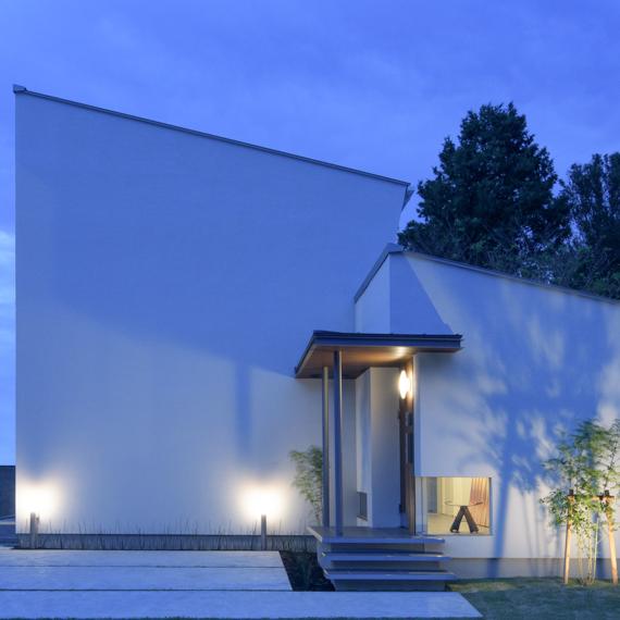 外観|玉島の家|岡山の設計事務所|アークス建築デザイン事務所