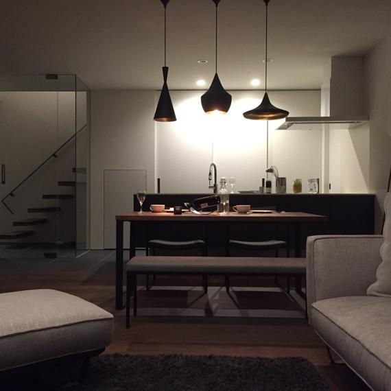 内観|玉島の家|岡山の設計事務所|アークス建築デザイン事務所