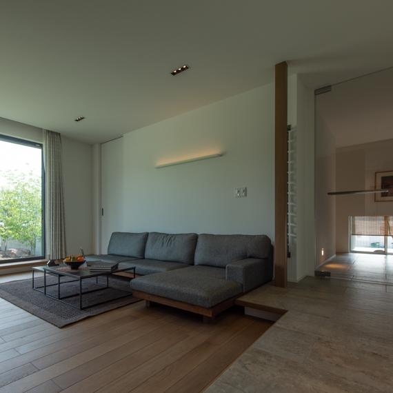 内観|真庭上水田の家|岡山の設計事務所|アークス建築デザイン事務所