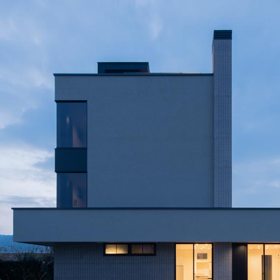 外観|川辺の家NO.2|岡山の設計事務所|アークス建築デザイン事務所