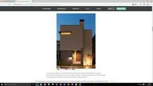 homifyスペイン語版ファサード20掲載画像|岡山の建築設計事務所|アークス建築デザイン事務所
